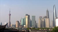 Shanghai City by Day