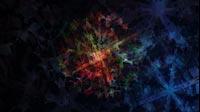 Snowflakes Multi Color