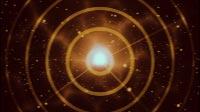 Stars Circles Space