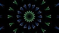 Stars Helix Circle 1