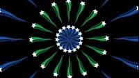 Stars Helix Circle 2