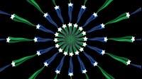 Stars Helix Circle 3