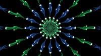 Stars Helix Circle 4