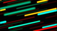 Striped Background Diagonal Green Red Orange