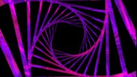Surreal Visuals Spiral Turn Purple