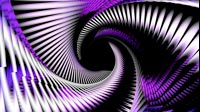 Surreal Visuals Vortex Purple Bounce