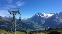 Swiss Cable Car