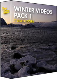 Winter Videos Pack 1
