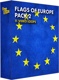 Flags of Europe Pack 2