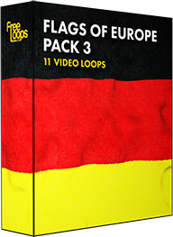 Flags of Europe Pack 3