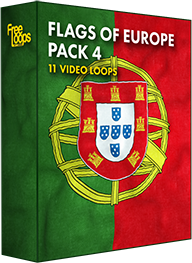Flags of Europe Pack 4