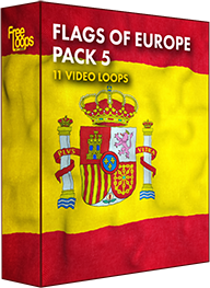 Flags of Europe Pack 5