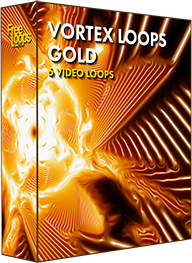Vortex Loops Gold