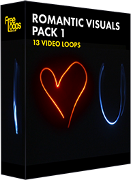 Romantic Visuals Pack 1