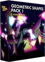 Geometric Shapes Pack 1