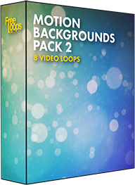 Motion Backgrounds Pack 2