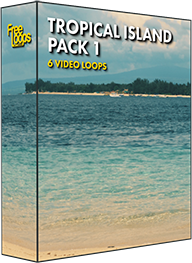 Tropical Island Pack 1
