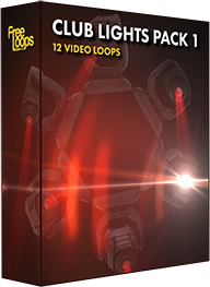 Club Lights Pack 1
