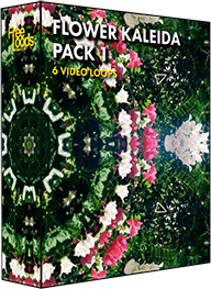 Flower Kaleida Pack 1