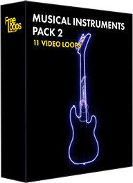 Musical Instruments Pack 2
