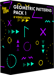 Geometric Patterns Pack 1