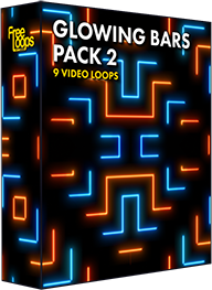 Glowing Bars Pack 2