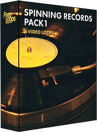 Spinning Records Pack 1