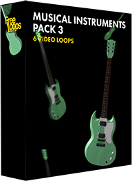Musical Instruments Pack 3