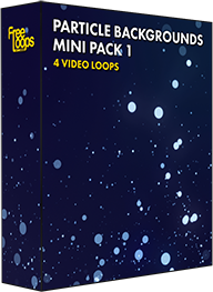 Particle Backgrounds Mini Pack 1