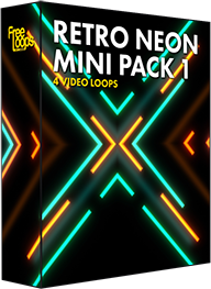 Retro Neon Mini Pack 1