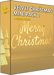 Velvet Christmas Mini Pack 1