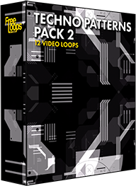Techno Patterns Pack 2