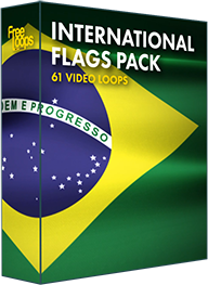 International Flags Pack