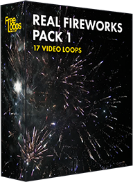 Real Fireworks Pack 1