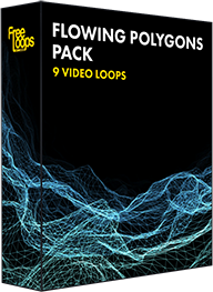 Flowing Polygons Pack