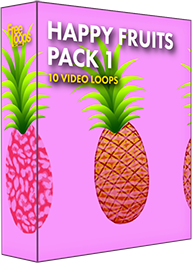 Happy Fruits Pack 1