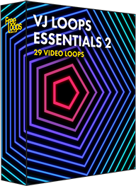 VJ Loops Essentials 2