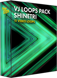 VJ Loops Pack ShineTri