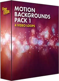 Motion Backgrounds Pack 1